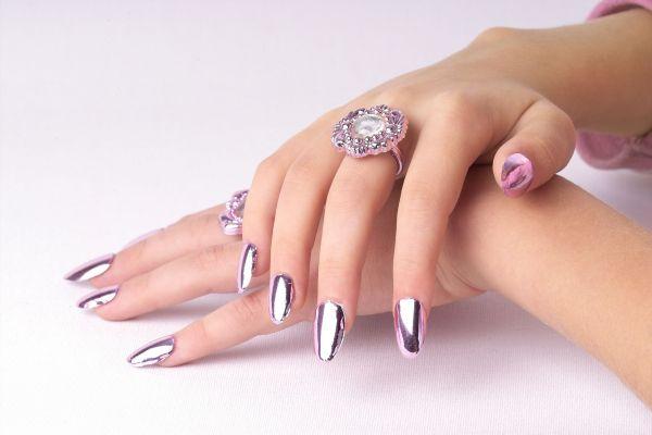modèle d'ongles
