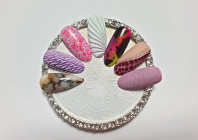 Formation Nail art MIX SALON 180€ 1 jour